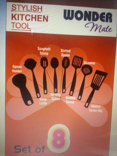 Kitchen Tool Kit
