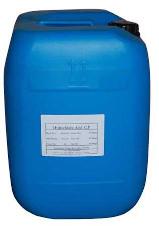 Hydrochloric Acid C.P. Grade