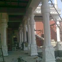 FRP Decorative Pillars