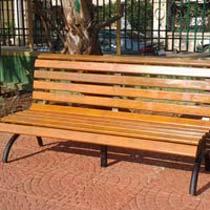 FRP Garden Benches