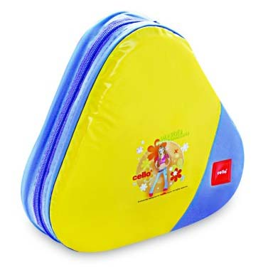 Eat and Eat Plastic Lunch Box