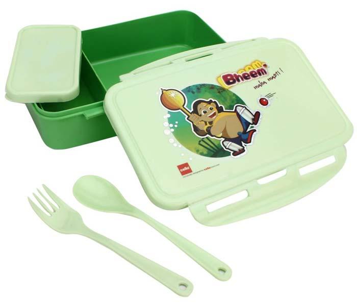 Enigma Plastic Lunch Box