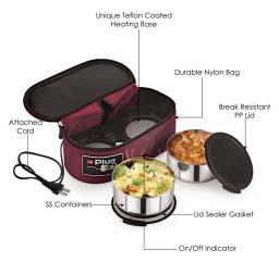 Proton Electric Lunch Box