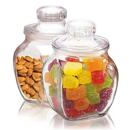 Snacker Glass
