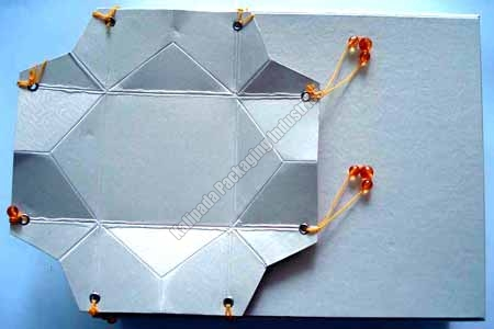Die Cut Paper Box