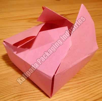Interlocking Paper Box