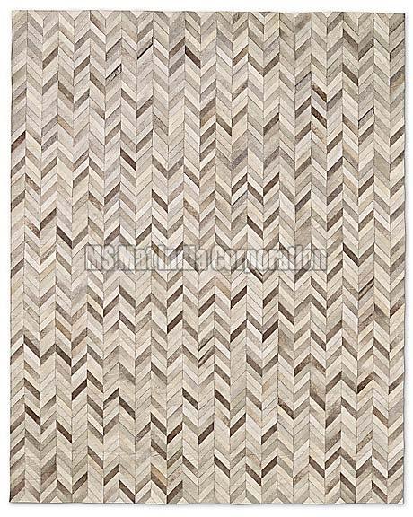 Design No. Leather rug (16)