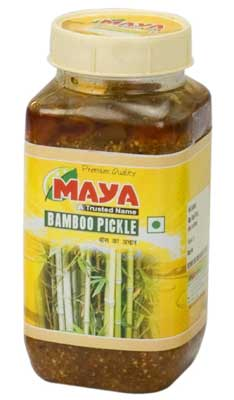 Bamboo Pickle