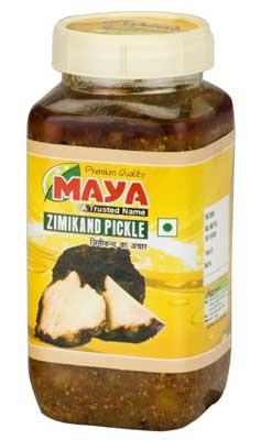 Zimikand Pickle