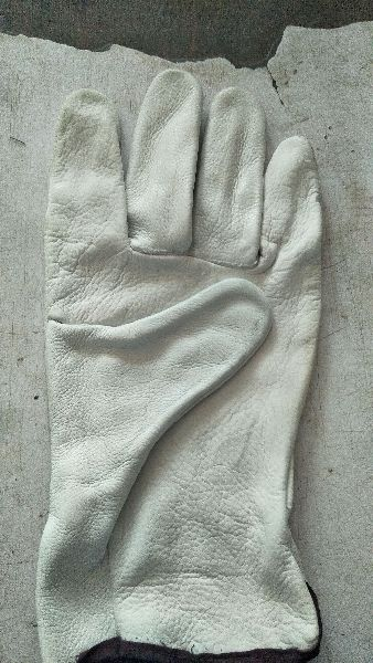 Leather Welding Gloves 03