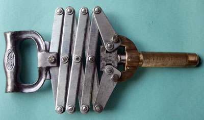Hand Operated Riveting Equipment