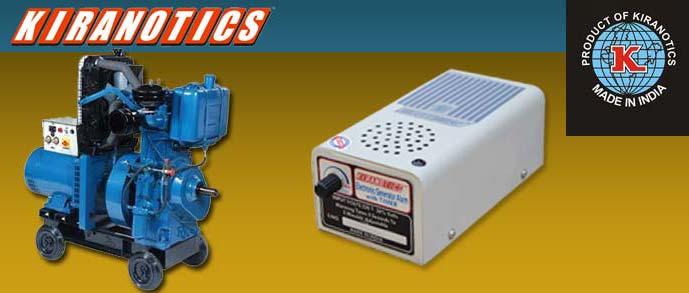 Generator Alarm