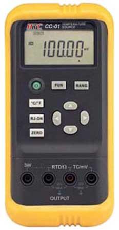 Digital Temperature Calibrator