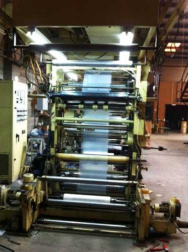 Used Flex Printing Machine 04