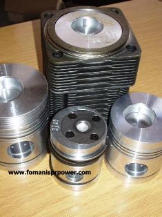 Liner Piston Rings 02
