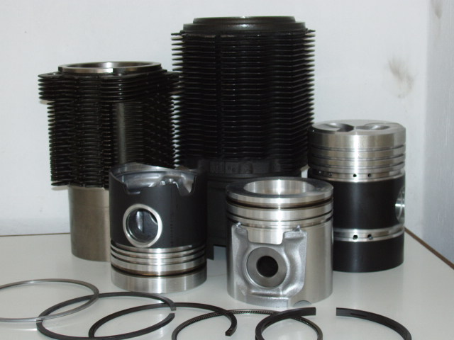 Piston Cylinder Liner Rings