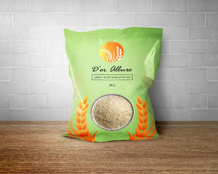 Swarna Short Grain Non Basmati Rice