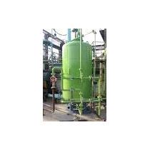 Dual Media Filter Water Treatment Plant