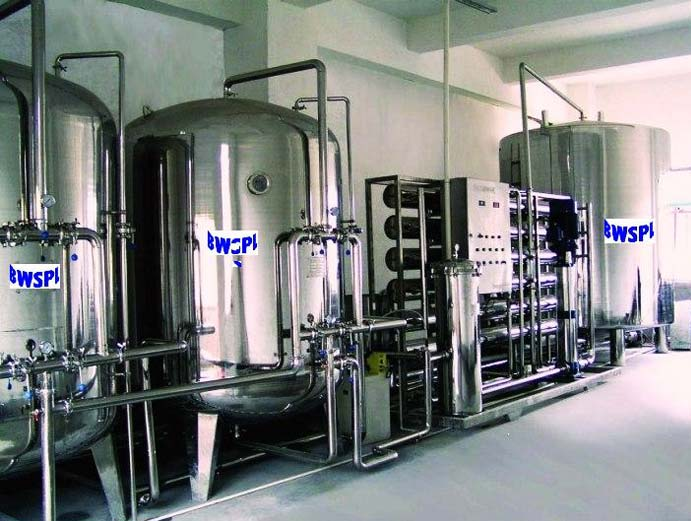 Package Water Treatment Plant