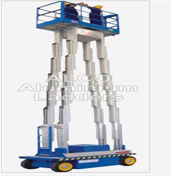 Four Mast Aerial Work Platform