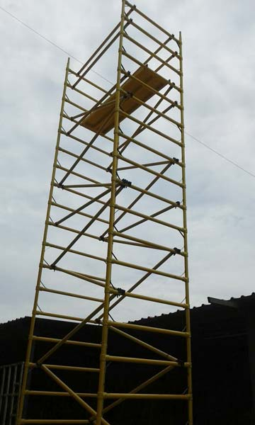 FRP Scaffolding Tower Ladder