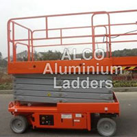 Hydraulic Scissor Lift Platforms