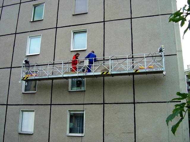 Suspended Wire Rope Platform Manufacturer Exporter