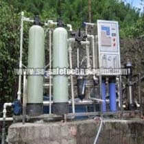 SS Commercial Reverse Osmosis System