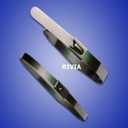 Self Locking Stainless Steel Cable Ties