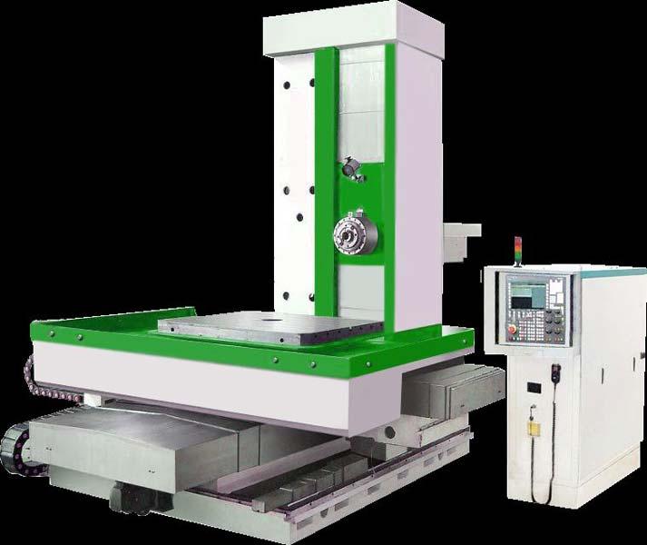 CNC Horizontal Boring Machine