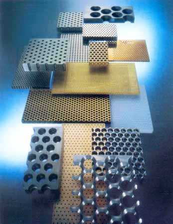 Perforated metal Sheets Manufacturers & Exporters