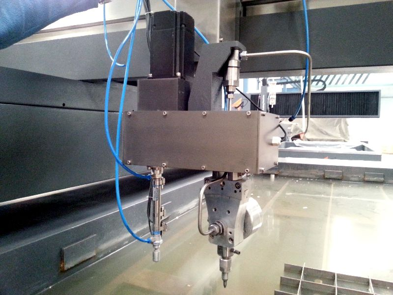Best 4 Axis Water jet Cutting Machine Manufacturers