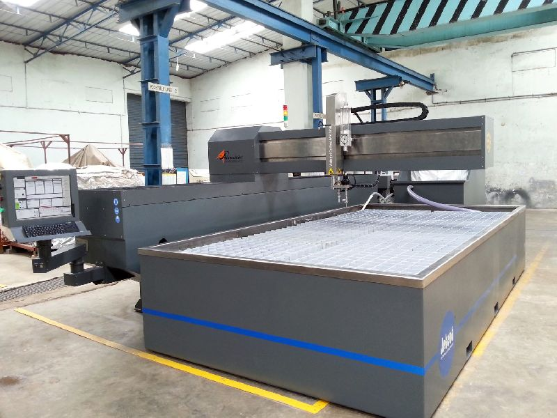 Abrasive CNC Water Jet Cutting Machine Manufacturer