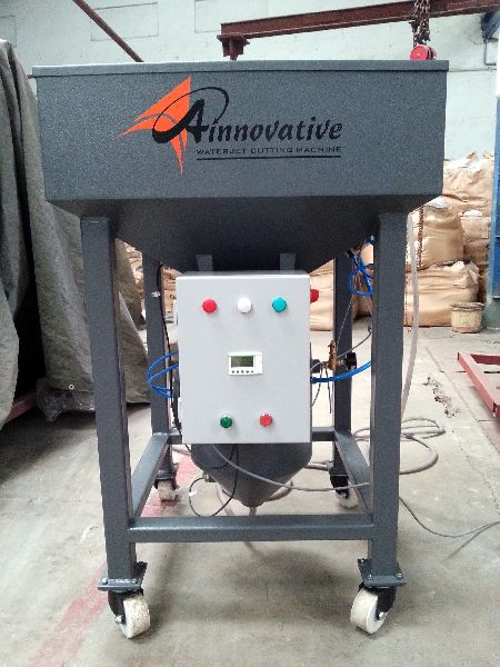 Auto Abrasive Delivery System