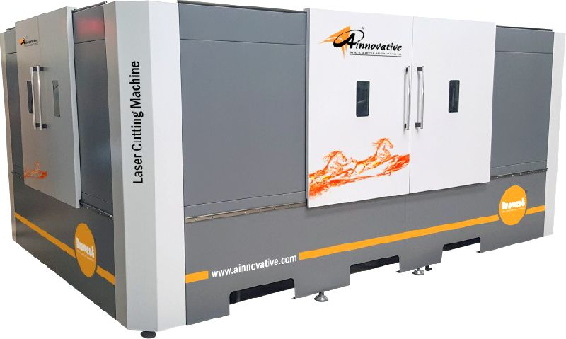 CNC Laser Cutting Machine 03