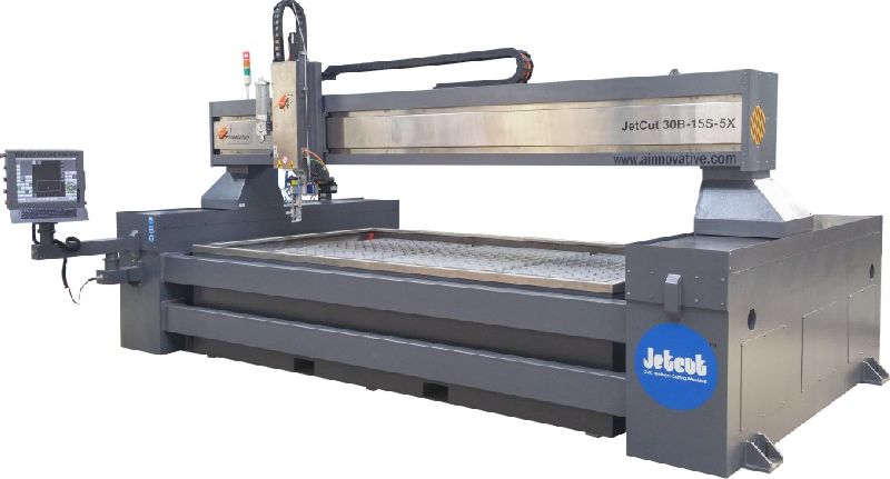 DWJ 30/46 Series Bridge CNC Cutting Table