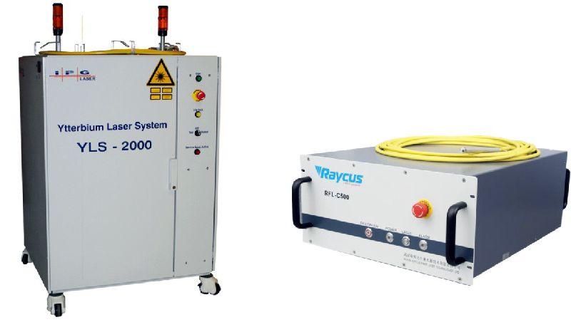 Fiber Laser Cutting Machine 02