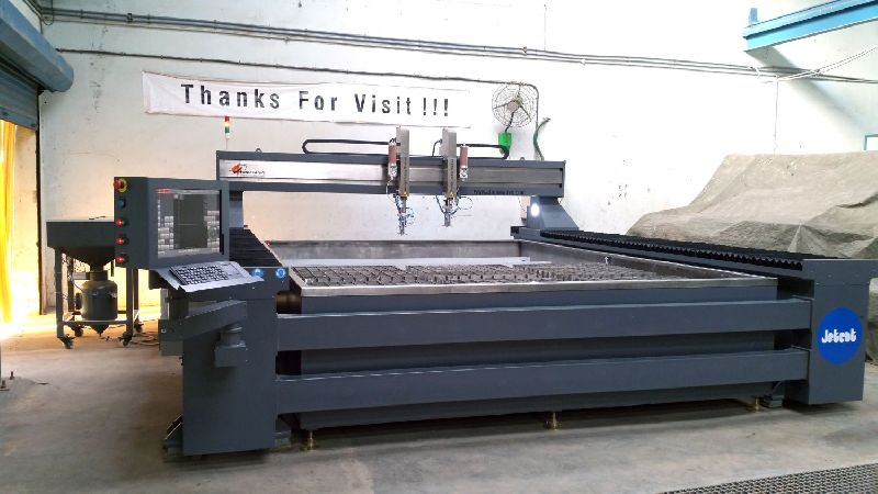 Gantry Water Jet Cutting Machine 01