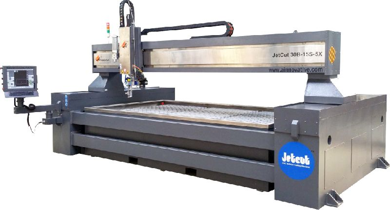 Gantry Water Jet Cutting Machine 02