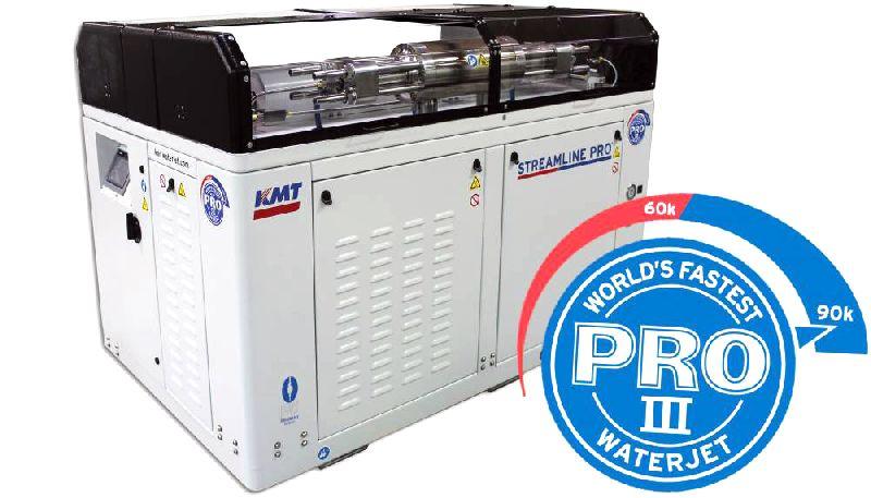 KMT Streamline Water Jet UHP Pump 02