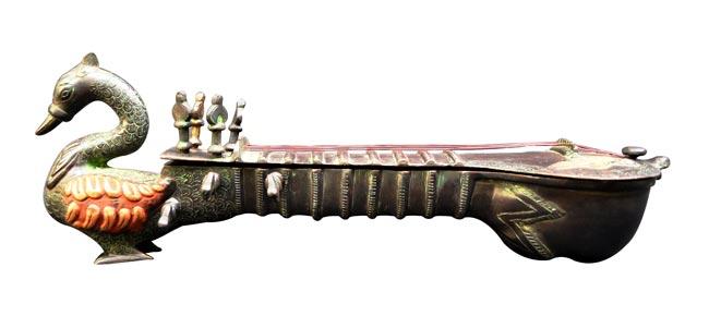 Brass Veena