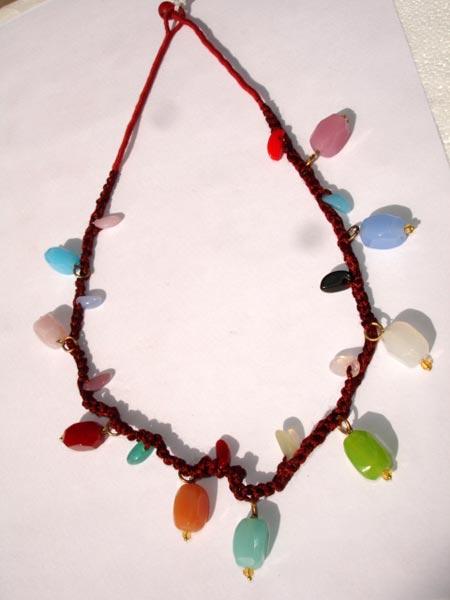 Cord Necklaces