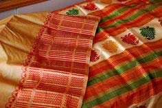 Assam Silk Fabric