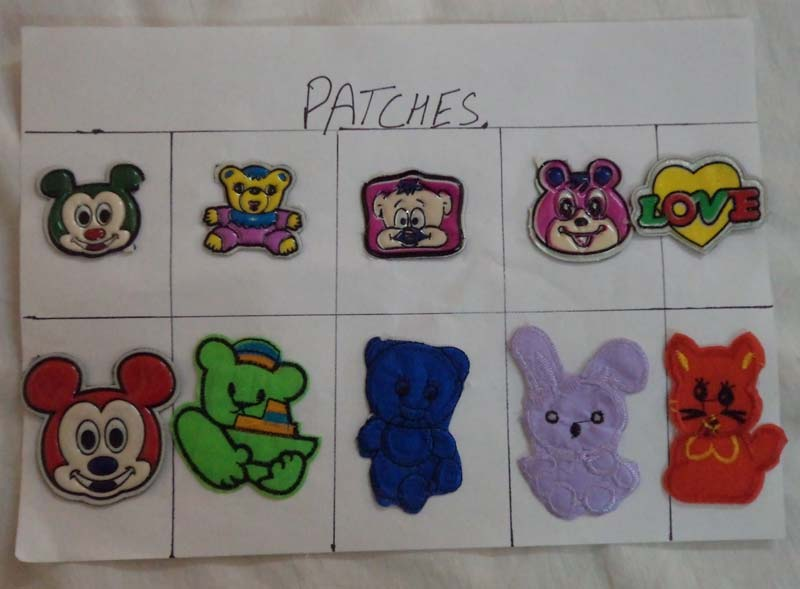 Baby Patches