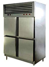 Four Door Refrigerator 01