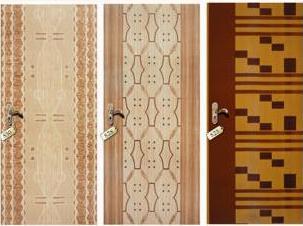 Laminated Door 04