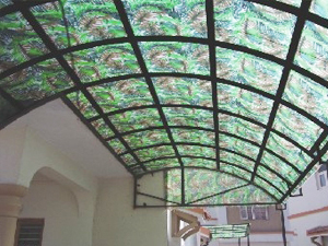 Plastic Roofing Sheet 01