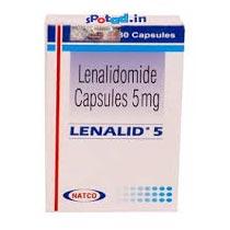 Lenalid 5 Mg