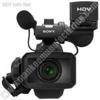 Sony HVR-HD1000U
