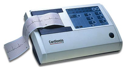 Ecg Machine Electrocardiogram Machine Hospital Ecg Machine